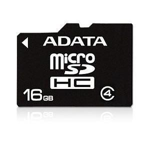 A-DATA AUSDH16GCL4-RA1 (16GB/Class4) microSD/microSDHCカード