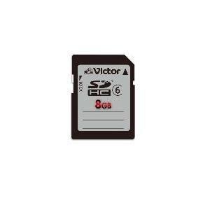 JVC SDカード T-SD8CL6 TSD8CL6