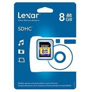 Standard SDHCカード Class4 8GB