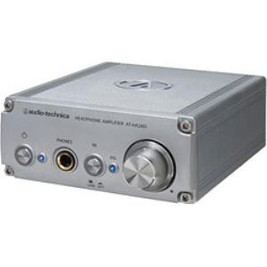 オーディオテクニカ D/Aコンバーター内蔵ヘッドホンアンプ AT-HA26D