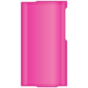 グルマンディーズ IPN12-01PK FitsPod iPod nano 2012モデル専用ソフトジャケット ピンク