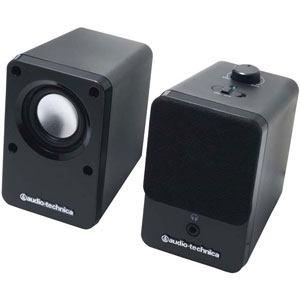 Audio-Technica アクティブスピーカー AT-SP102BK