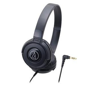 Audio-Technica ポータブルヘッドホン ATH-S100 BK