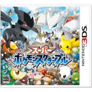 任天堂 スーパーポケモンスクランブル 3DS CTR-P-ACCJ スーパーポケモン