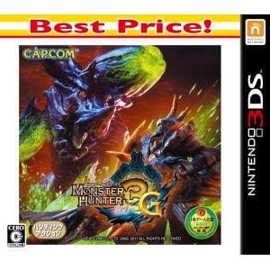 カプコン モンスターハンター3(トライ)G Best Price! CTR-2-AMHJ