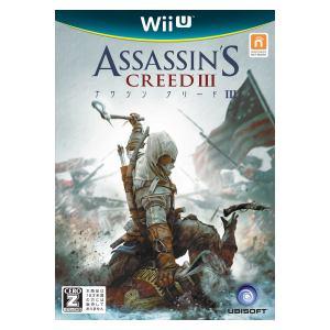 ユービーアイソフト アサシン クリード III Wii U版 WUP-P-ASSJ