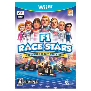 コードマスターズ F1 RACE STARS POWERED UP EDITION - Wii U - WUP-P-AF9J