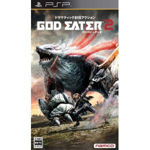 【PSP】GOD EATER 2 ULJS-597