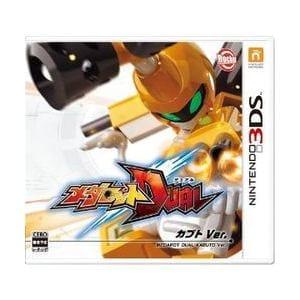 【3DS】 メダロットDUAL カブトVer. CTR-P-AQVJ