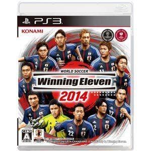 コナミ ワールドサッカー ウイニングイレブン2014 PS3版 - PS3 - VT070-J1