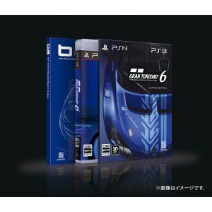 ソニー 【PS3】 グランツーリスモ6 初回限定版 -15周年アニバーサリ-ボックス- BCJS-37015