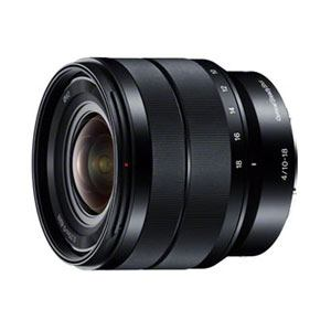 SONY 交換レンズ SEL1018