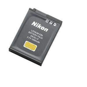 ニコン EN-EL12 COOLPIX/KeyMission用リチャージャブルバッテリー