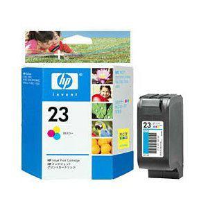 ヒューレットパッカード C1823D HP23カートリッジカラー
