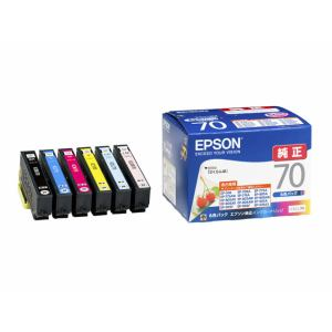 EPSON インクカートリッジ IC6CL70