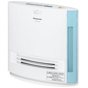 Panasonic 加湿機能付き セラミックファンヒーター ブルー DS-FKS1204-A