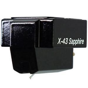 エクセルサウンド X-43 Sapphire MC型ステレオカートリッジ