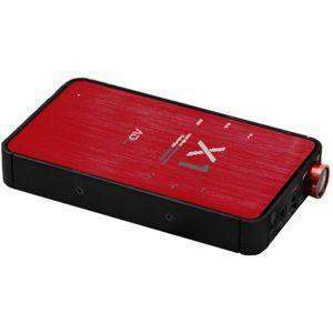フルテック 24bit/192kHz対応USB DAC搭載ヘッドホンアンプ ADL-X1-RED