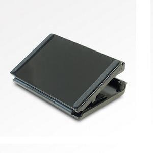 折りたたみ式快適  タブレットスタンド  ブラック  SST-01/BK
