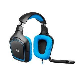 Logicool 7.1chサラウンドサウンド ゲーミングヘッドセット Surround Sound Gaming Headset G430