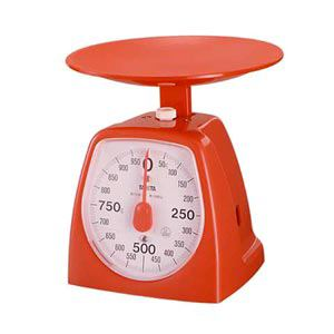 タニタ クッキングスケール・1kg レッド 1439RE-1KG