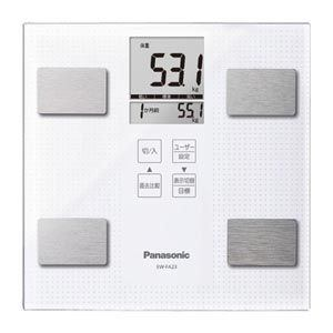 Panasonic 体組成バランス計 EW-FA23W