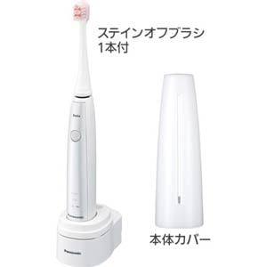 Panasonic 音波振動歯ブラシ ドルツ EW-DL22-W