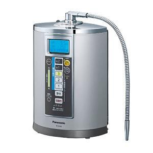 Panasonic 還元水素水生成器 ステンレスシルバー TK-HS90-S
