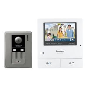 Panasonic テレビドアホン どこでもドアホン VL-SVD501KL