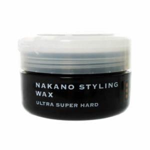 ナカノ スタイリング ワックス6 ウルトラスーパーハード