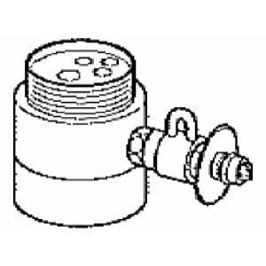 Panasonic 食器洗い乾燥機用 分岐水栓 CB-SS6