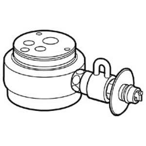 Panasonic 食器洗い乾燥機用 分岐水栓 CB-SXA6
