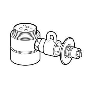 Panasonic 食器洗い乾燥機用 分岐水栓 CB-SME6