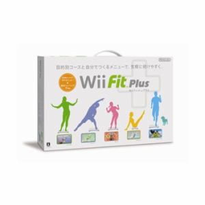 Wii Fit Plus バランスWiiボードセット RVL-R-RFPJ WII FIT PLUSセッ