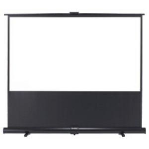 キクチ科学研究所 床置きタイプスクリーン GUP-80HDW