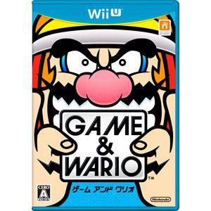 任天堂 【Wii U】ゲーム & ワリオ WUP-P-ASAJ
