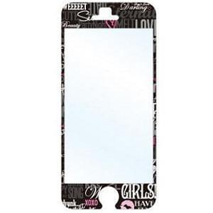 サンクレスト IDP5-SF8 iPhone 5専用 スクリーンフィルム 「iDress GIRLS i(アイドレス ガールズアイ)」 ワード