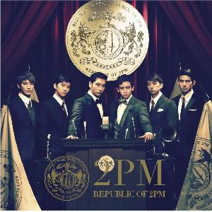 <CD> 2PM / REPUBLIC OF 2PM