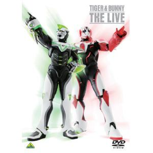 【DVD】TIGER&BUNNY THE LIVE
