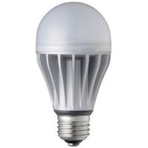 TOSHIBA 調光器対応・防水形LED電球E-CORE(一般電球形・全光束220lm・電球色・口金E26) LDA5L・WD