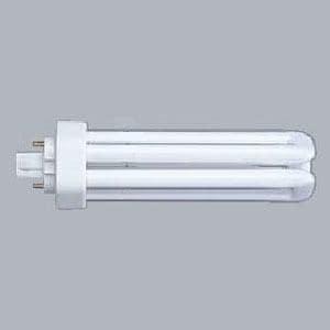 三菱 コンパクト形蛍光灯57形 温白色 INタイプ アマルガム 口金GX24q-5 4300lm FHT57EX-WWIN