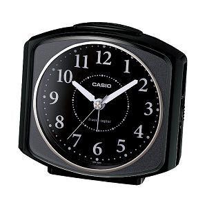 カシオ TQ700J1JF カシオTQ-700J-1JF電波時計(置き時計)アナログタイプ