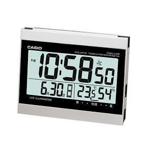 カシオ DQD720J8JF カシオDQD-720J-8JF電波時計(置き時計)デジタル(湿度計/温度計)タイプ