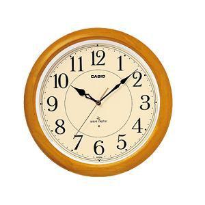 カシオ IQ1150NJ7JF カシオIQ-1150NJ-7JF電波時計(壁掛け時計)アナログタイプ