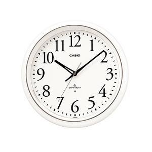 カシオ IQ1050NJ7JF カシオIQ-1050NJ-7JF電波時計(壁掛け時計)アナログタイプ