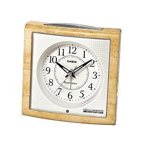 カシオ TQT251NJ7JF カシオTQT-251NJ-7JF電波時計(置き時計)アナログタイプ
