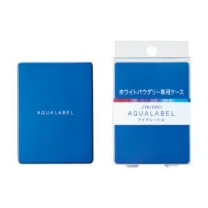 資生堂(SHISEIDO) アクアレーベル ホワイトパウダリー用ケース