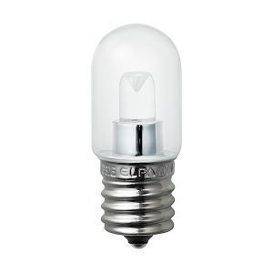 ELPA 冷蔵庫LED庫内灯 クリア昼白色 LDT1CN-G-E17-G135