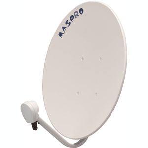 マスプロ BC45R BS・110°CSデジタル放送受信用パラボラアンテナ
