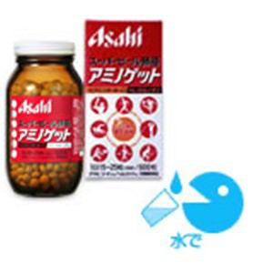 アサヒ スーパービール酵母アミノゲット 600粒 【栄養補助】